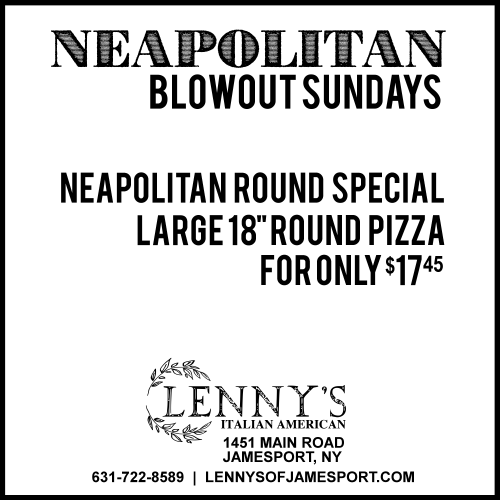 Neapolitan Blowout Sundays